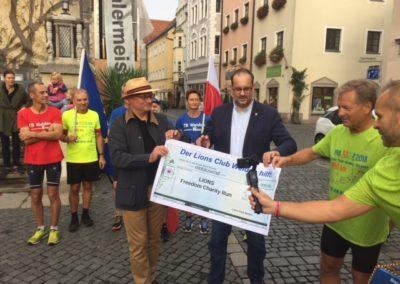 D 7 1000 Euro dla dzieci od LC Weiden